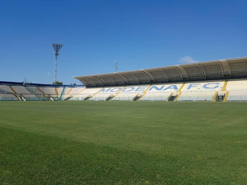 Modena F.C, Modena-Carpaneto il debutto deigialli