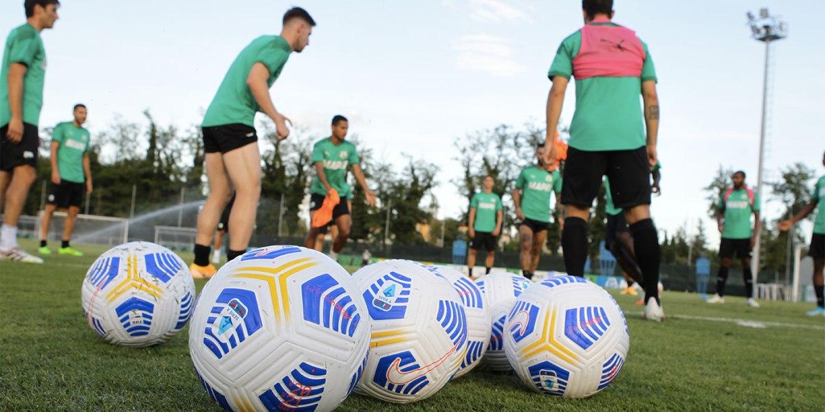 Sassuolo, si prepara già il derby contro ilParma