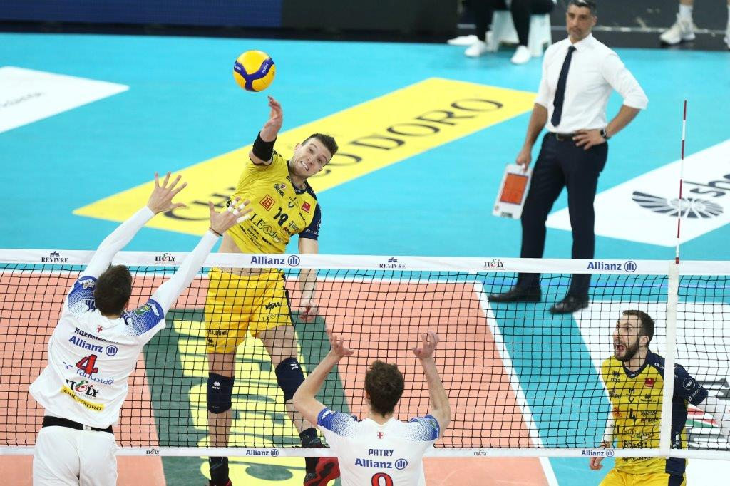 Milano-Modena 1-3, i gialloblu accedono alla prossima Challenge Cup, ne vedremo delle belle!