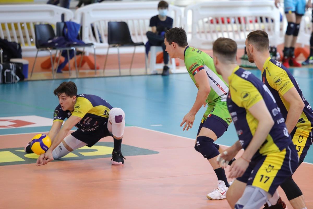 Cisterna-Modena 2-3, si fa interessante il cammino gialloblu in vista ChallengeCup