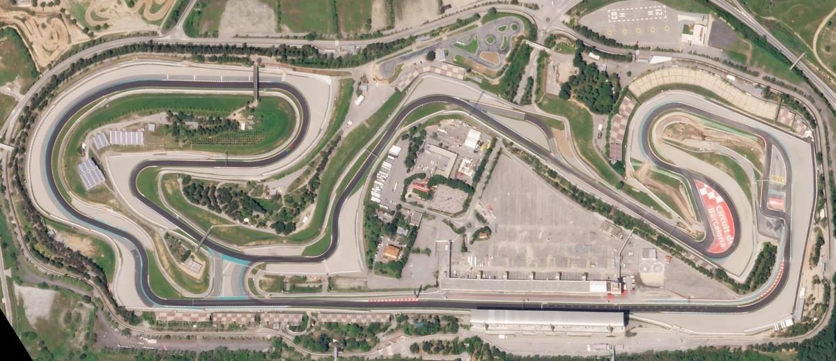 F1, un giro aBarcellona