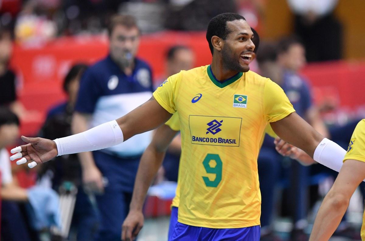 Mercato Modena volley: Leal è un nuovo giocatore gialloblu!